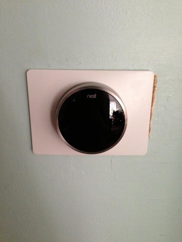 Installed Nest